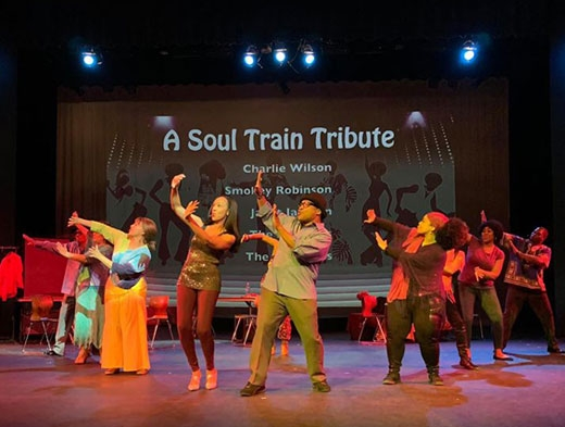 Soul Train Tribute